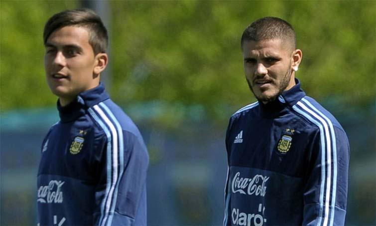Argentina Selección Colombia