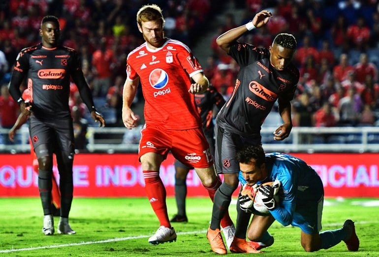 América 1-2 Medellín Liga Águila 2018-II 1
