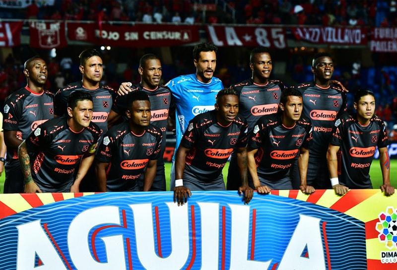América de Cali 1-2 DIM Liga Águila 2018-II