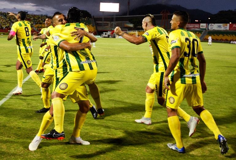 Atlético Bucaramanga Liga Águila 2018-II