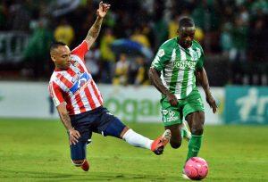 Atlético Nacional 1-0 Junior FC Liga Águila 2018-II