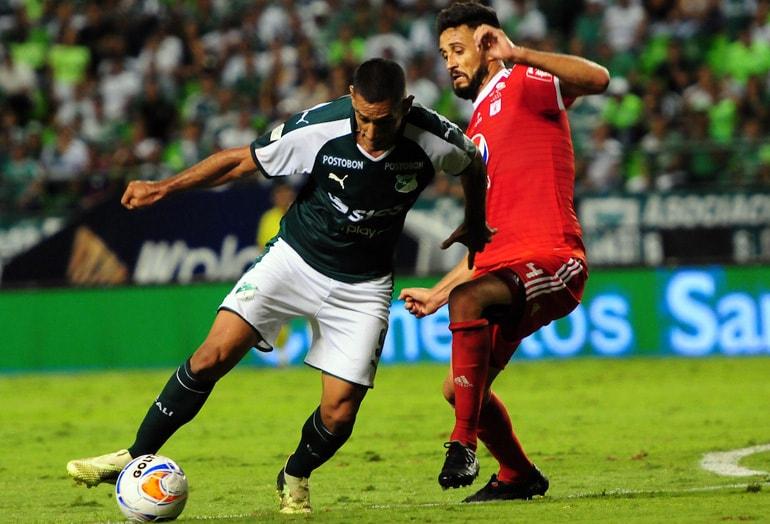 Cali 1-0 América Liga Águila 2018-II (2)