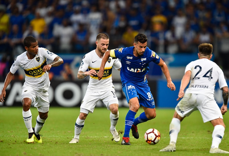Cruzeiro – Boca Juniors Copa Libertadores 2018