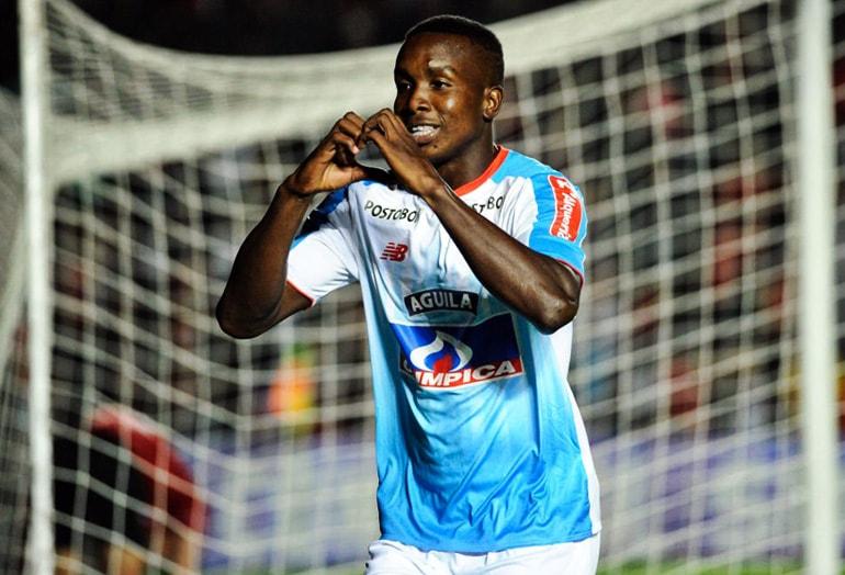 Daniel Moreno Colón 1-1 Junior Copa Sudamericana 2018