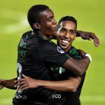 Esequiel Palomeque Santa Fe 1-1 Cali Copa Sudamericana 2018