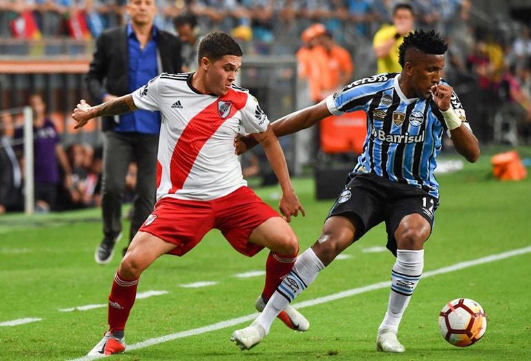 Grêmio 1–2 River Plate Copa Libertadores 2018