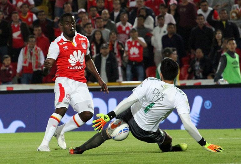 Independiente Santa Fe – Deportivo Cali Copa Sudamericana 2018
