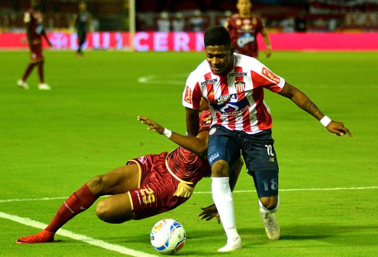 Junior 4-3 Tolima Liga Águila 2018-II