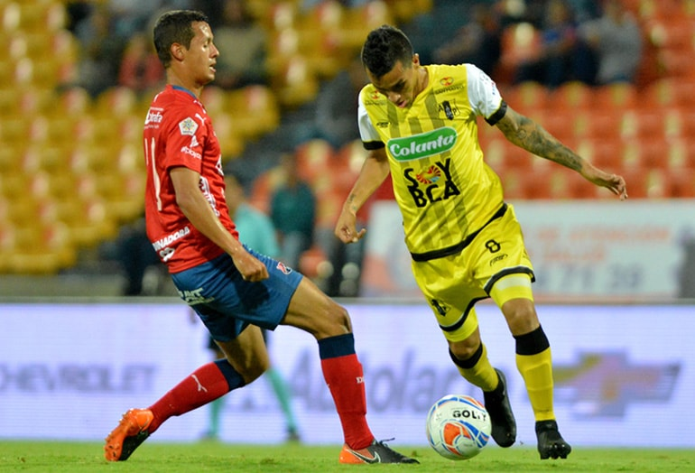 Medellín 2-0 Alianza Petrolera Liga Águila 2018-II