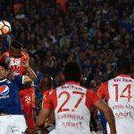 Millonarios – Santa Fe Copa sudamericana 2018