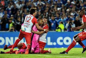 Millonarios 0-0 Santa Fe Copa Sudamericana 2018