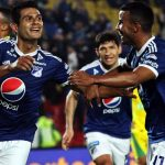 Millonarios FC 1 – Leones FC 0 Liga Águila 2018-II