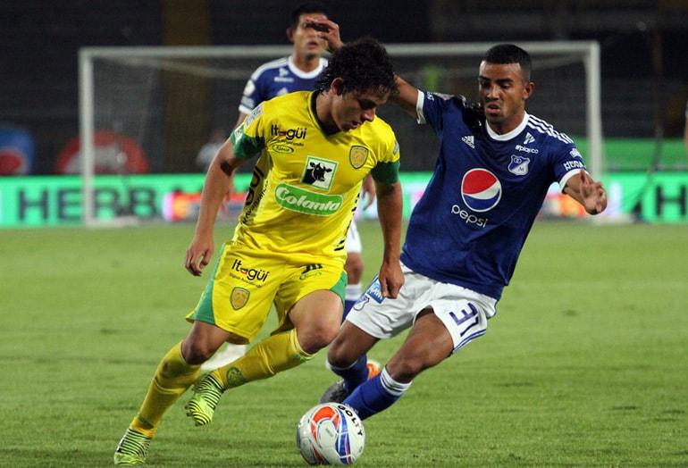 Millonarios 1-0 Leones Liga Águila 2018-II
