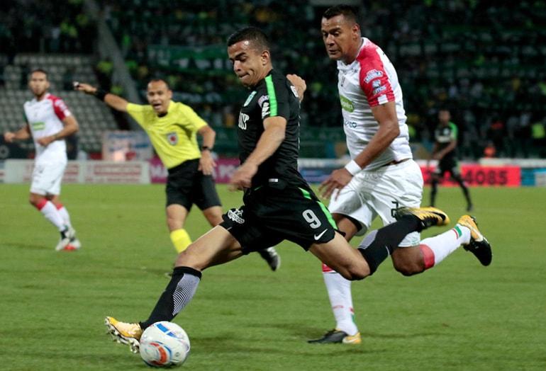 Once Caldas 2-0 Atlético Nacional Liga Águila 2018-II (2)