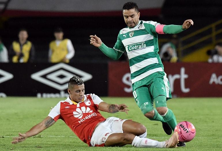 Santa Fe 0-1 Equidad Liga Águila 2018-II