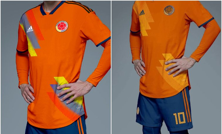 La Posible Indumentaria De Colombia Para La Copa América