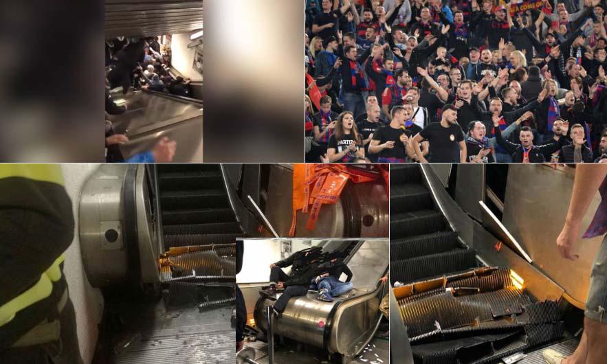 accidente CSKA