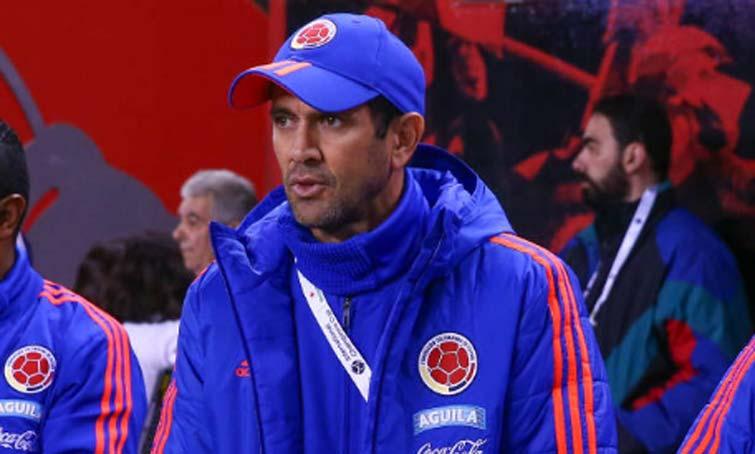 Arturo Reyes Selección Colombia