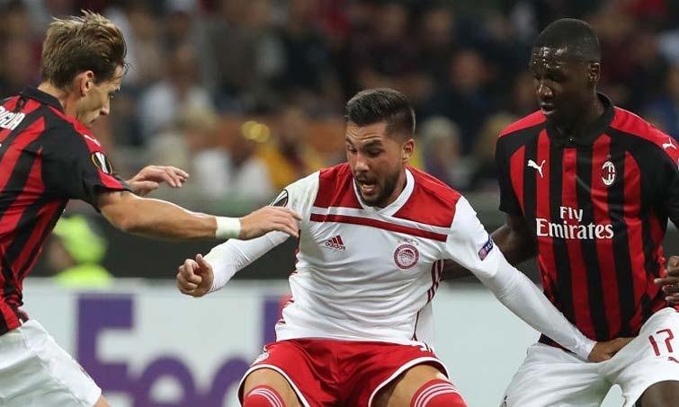 Cristian Zapata AC Milan