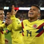 Cucho Hernández Selección Colombia