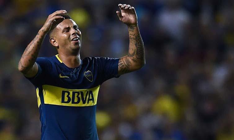 Edwin Cardona Boca Juniors