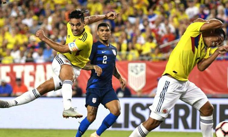 Selección Colombia Falcao