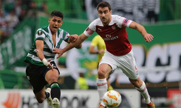 Fredy Montero Sporting Clube