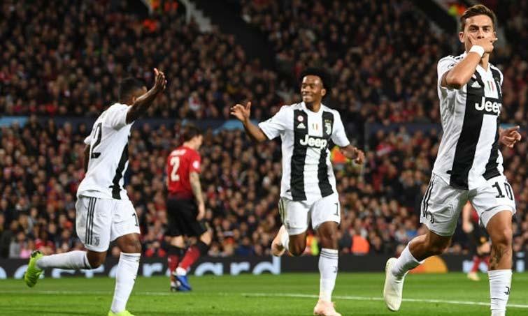 Juan Guillermo Cuadrado Juventus Manchester United