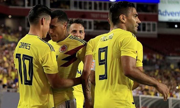 Selección Colombia Jeison Murillo