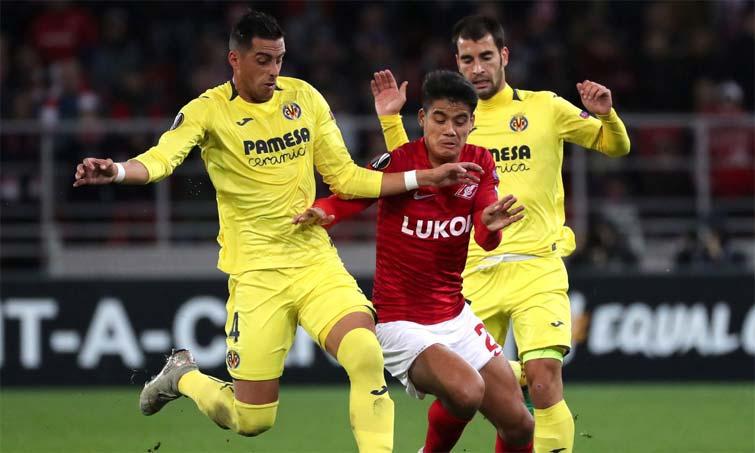 Villarreal Spartak