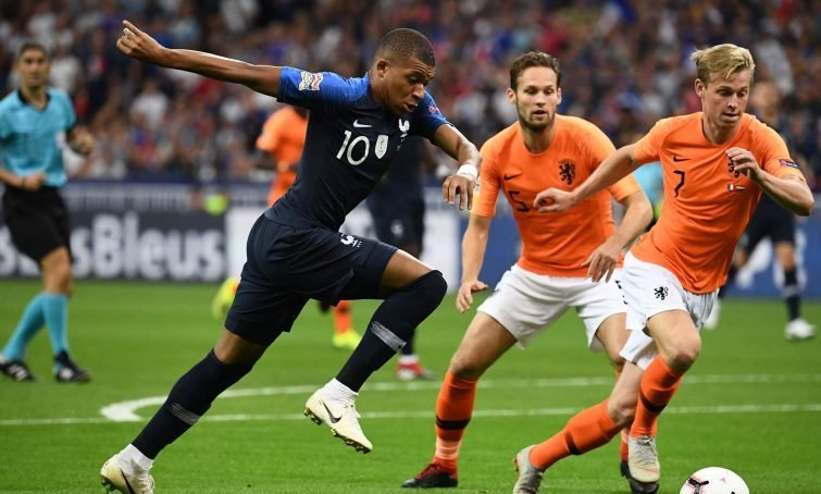 Holanda vs. Francia