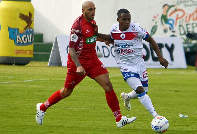 Arnol Palacios Deportivo Pasto Liga Águila 2018-II