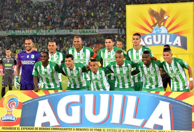 Atlético Nacional – Once Caldas Copa Águila 2018 4