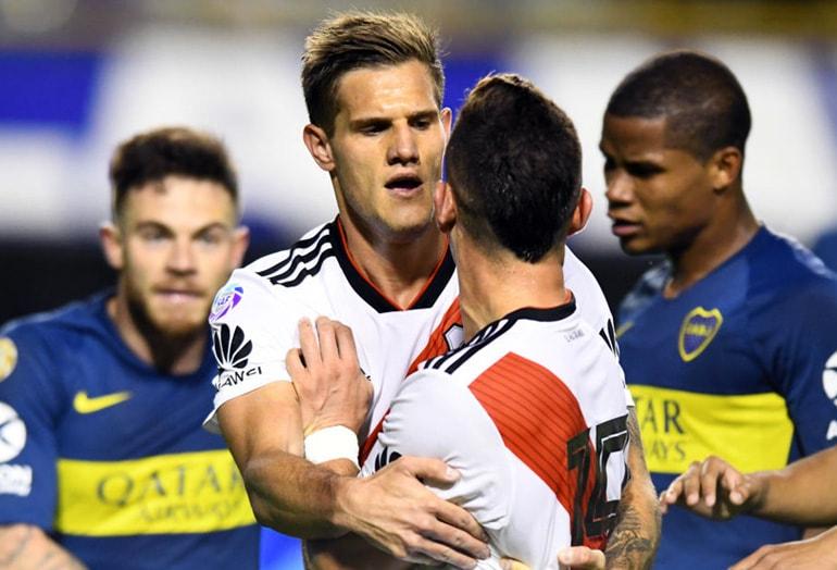 Boca Juniors - River Plate Copa Libertadores 2018