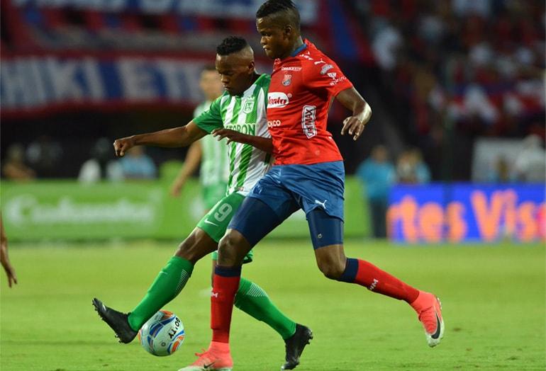 DIM – Atlético Nacional Reclasificación 2018 Copa Libertadores 2019