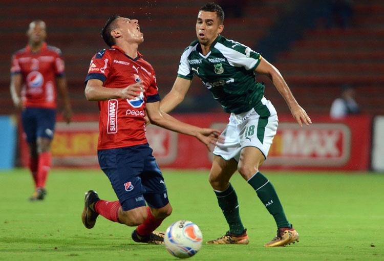 Daniel Giraldo Deportivo Cali Liga Águila