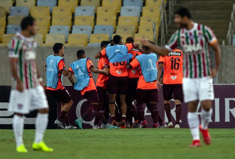Fluminense FC 0-2 Atlético Paranaense Copa Sudamericana 2018