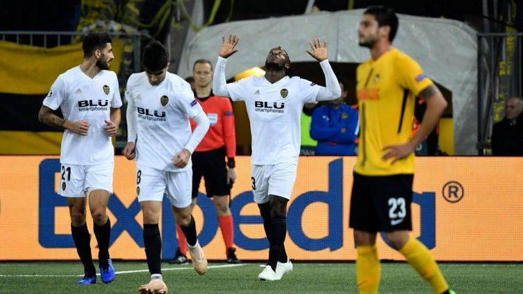 Futbolete.com – Valencia vs. Young Boys: En vivo online por la ...