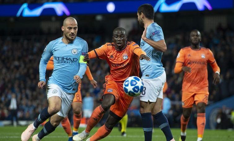 Lyon vs. Manchester City