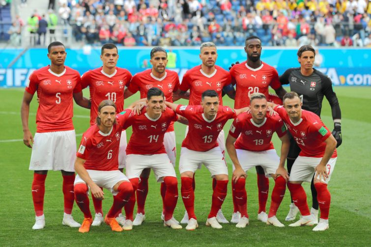 Suiza vs. Catar