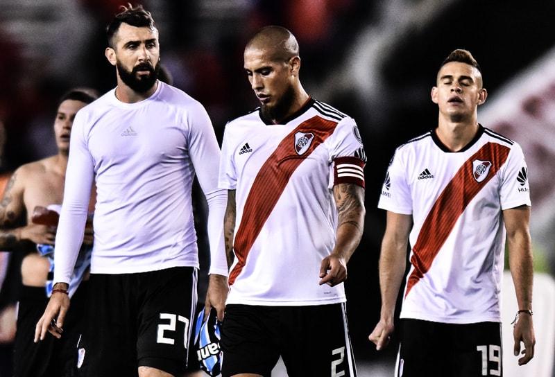 Grêmio 1-2 River Plate Copa Libertadores 2018 2