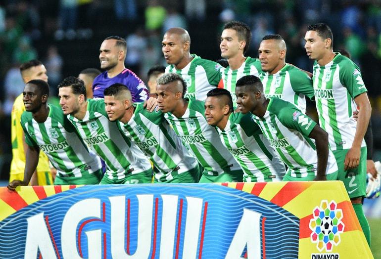 Itagüí-Leones FC 2-2 Atlético Nacional Liga Águila 2018-II