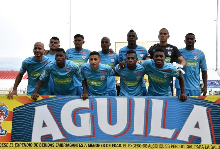 Juan Pablo Zuluaga Jaguares de Córdoba Liga Águila 2018-II