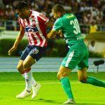 Junior 1 - Equidad 0 Liga Águila 2018-II