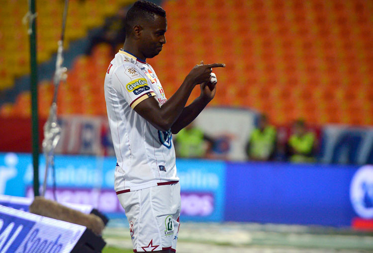 Marco Pérez Medellín 2-2 Tolima Liga Águila 2018-II