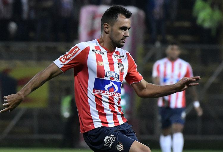 Marlon Piedrahíta Junior FC Liga Águila 2018-II