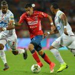 Medellín 2-2 Tolima Liga Águila 2018-II