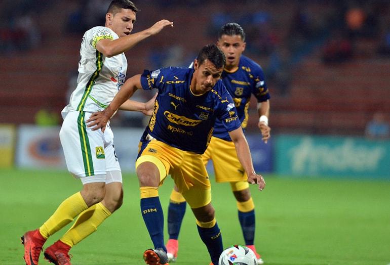 Medellín goleó a Bucaramanga y volvió a ganar tras cuatro fechas
