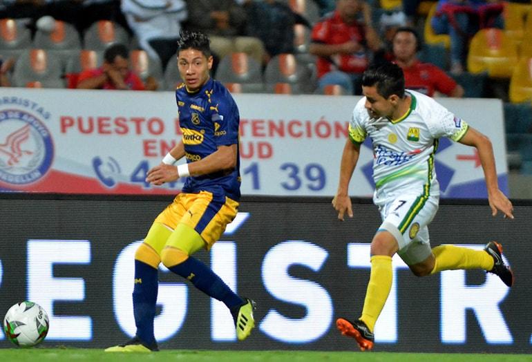 Medellín 3-0 Bucaramanga Liga Águila 2018