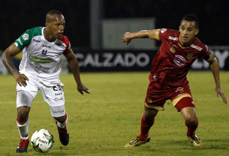 Rionegro Águilas 1 - Once Caldas 0 Liga Águila 2018-II